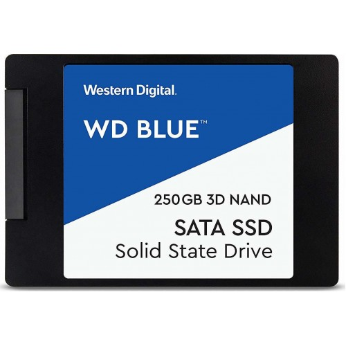Western Digital Blue 3D 250GB (WDS250G2B0A)