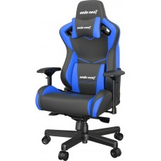 Anda Seat AD12XL Kaiser II Black/Blue Gaming Chair (3 ΈΩΣ 36 ΔΌΣΕΙΣ)