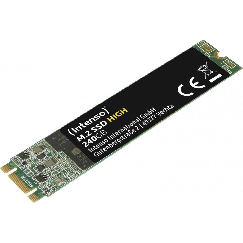 Intenso M.2 SSD HIGH 240GB SATA III