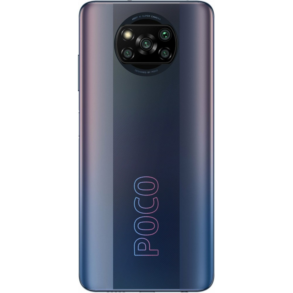 Xiaomi Poco X3 Pro 8GB/256GB RAM Dual Sim Phantom Black (Έως 36 Δόσεις)