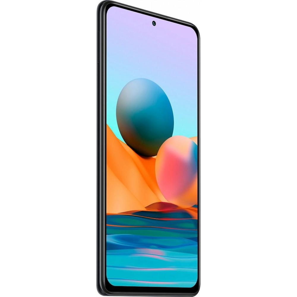Xiaomi Redmi Note 10 Pro 6GB/128GB Dual Sim Onyx Gray (Έως 36 Δόσεις)