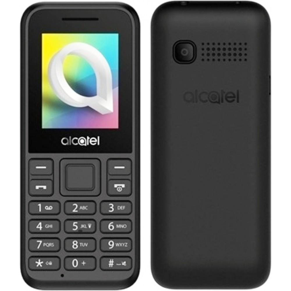 Alcatel 1066 Black (Αγγλικό Μενού)