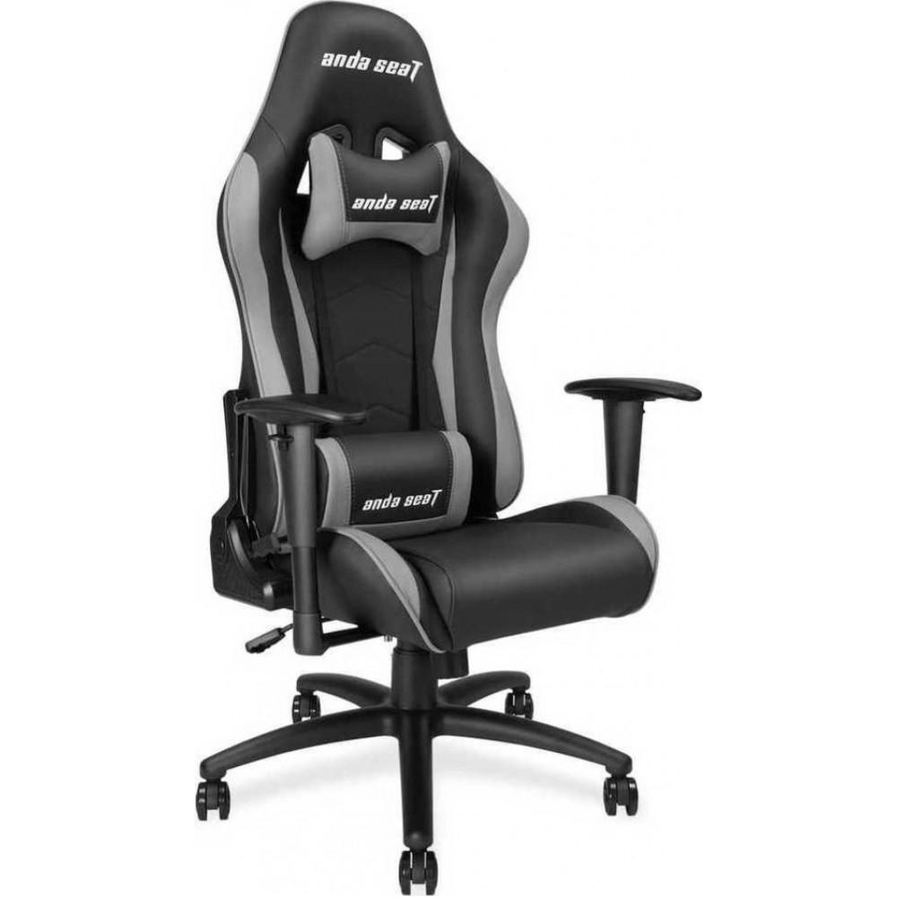 Anda Seat Axe GreyBlack Gaming Chair (3 ΈΩΣ 36 ΔΌΣΕΙΣ)