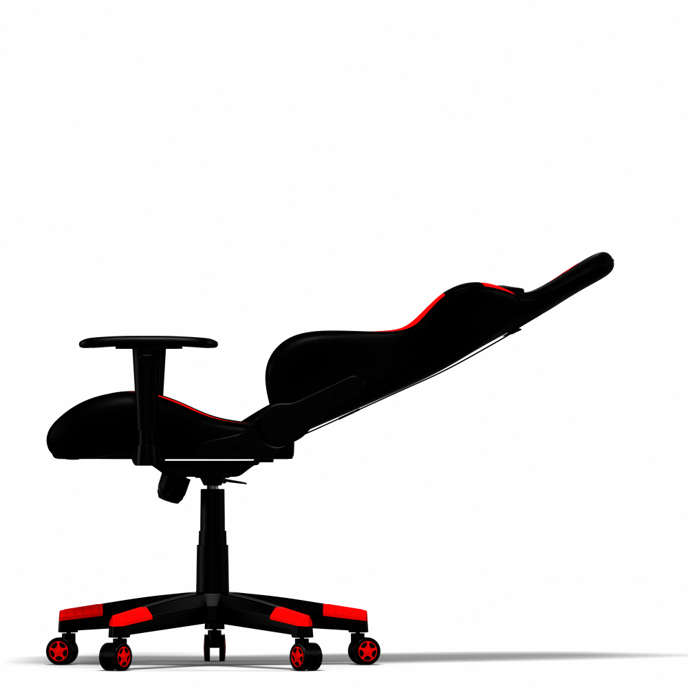 Oneray Black-Red Chair Gaming(D-0937)