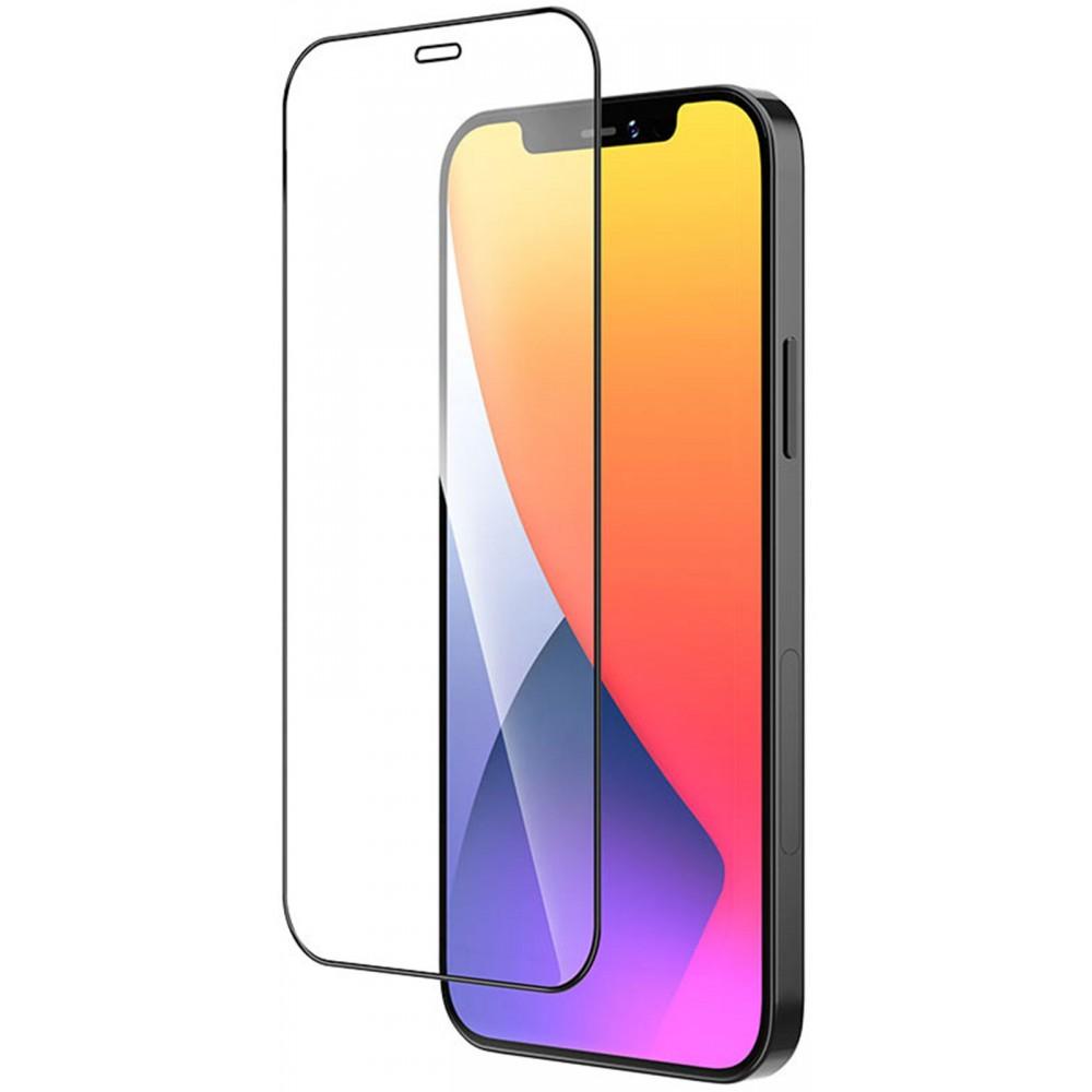 Full προστασία οθόνης για iPhone 12 mini Tempered Glass πλήρους κάλυψης Full Glue 9H OEM 0.26mm