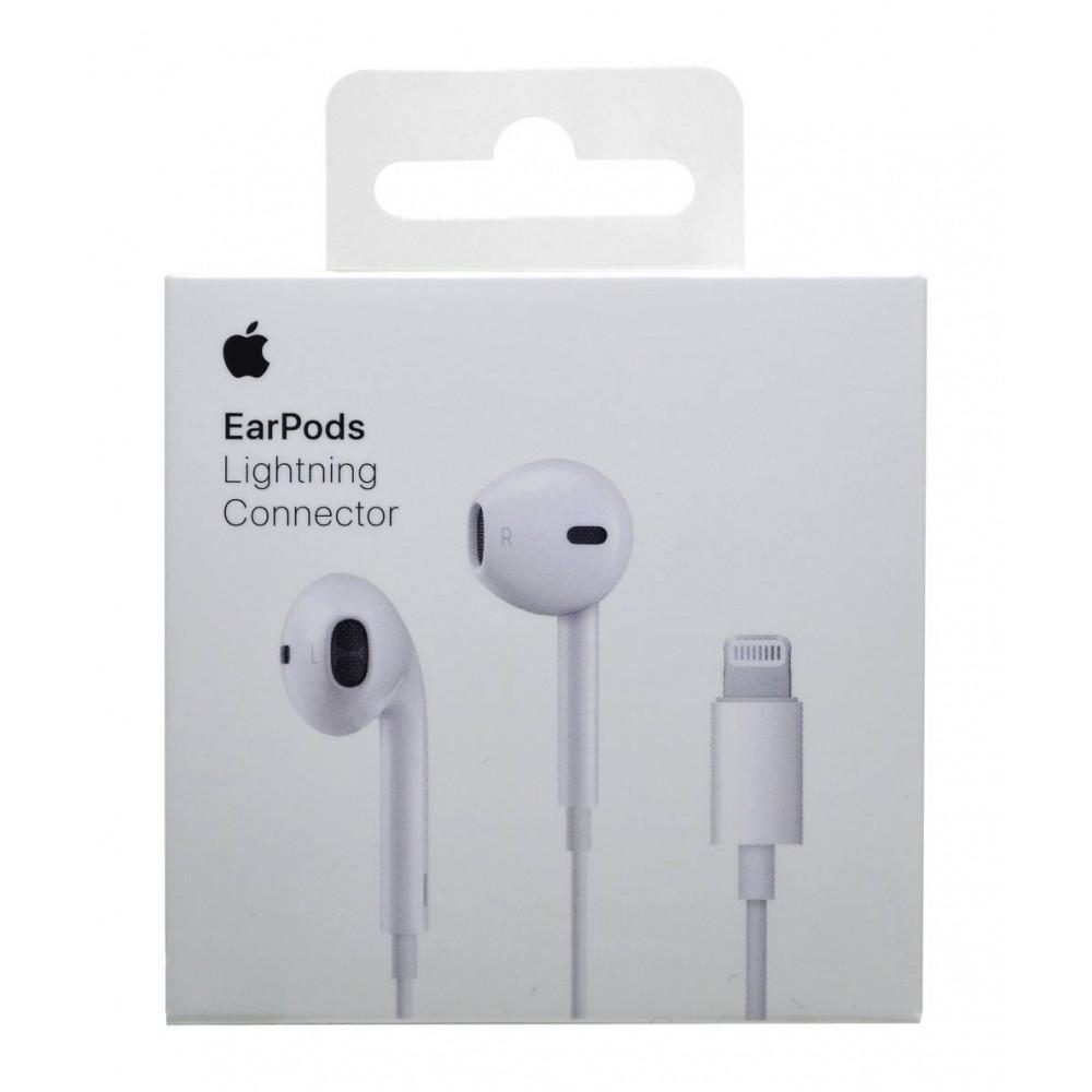 Apple EarPods Lightning Blister Σε συσκευασία (MMTN2ZM/A)