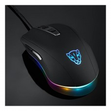 Motospeed V60 Gaming Mouse Black + ΔΩΡΟ Motospeed Mousepad P70