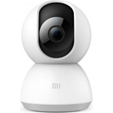 Xiaomi MiJia 360° Smart Home PTZ Camera White (1080p) -2 Χρονια Εγγυηση
