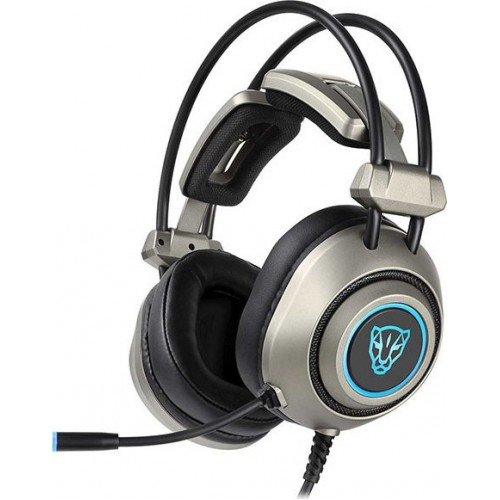 Motospeed H19 Gaming Headset Γκρι