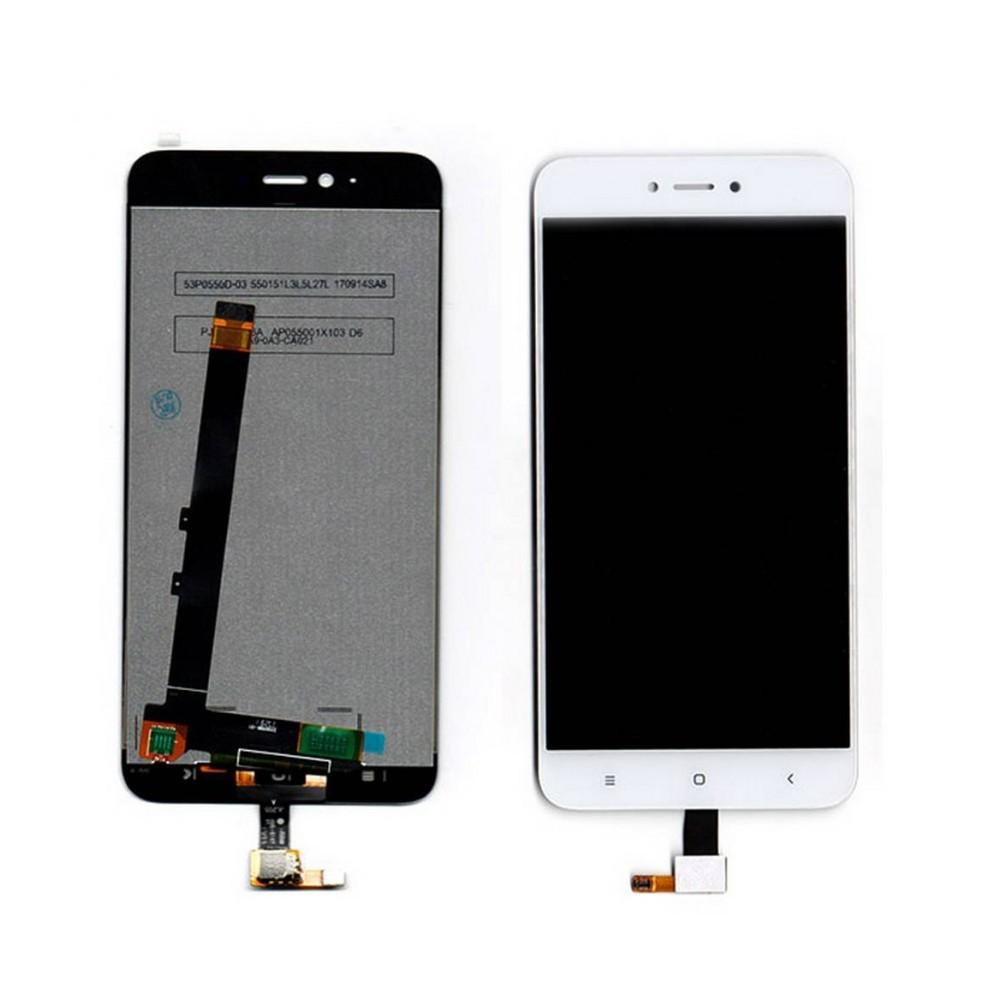 Οθόνη & Μηχανισμός Αφής Xiaomi Redmi Note 5A Standard Λευκή