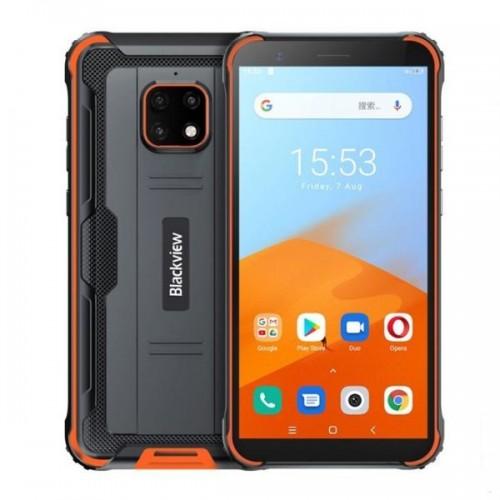 Blackview BV4900 3GB/32GB Πορτοκαλί (Έως 36 Δόσεις)