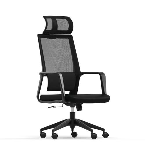 Oneray Office Chair Black Τ10